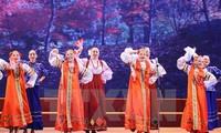 """""""Feel Russia"""" Festival opens in Hanoi"""