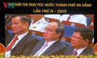 Da Nang city holds its 9th patriotism congress