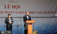 Vietnam, Germany foster strategic partnership