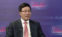 Diplomacy aids Vietnam's international integration