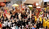 Traditional festivals acknowledged national intangible cultural heritages