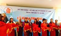 Rehabilitation centre for AO/dioxin victims in Hanoi opens