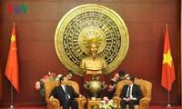 Vietnamese Ambassador receives Party Secretary of Guangxi Zhuang Autonomous Region