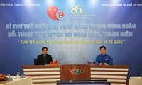 First Secretary of the Youth Union holds dialogue with young people