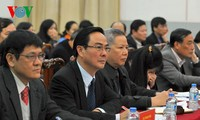 2nd consultative conference on the 14th National Assembly election