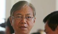 Congratulatory messages sent to Myanmar's newly elected President