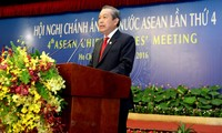 4th ASEAN chief judges' conference