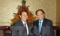 HCM City fosters trade ties with Lao province