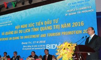 PM Nguyen Xuan Phuc promotes investment, tourism of Quang Tri