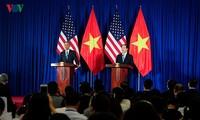 Day one: US President Barack Obama's visit to Vietnam