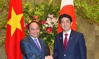 Vietnam, Japan agree to boost cooperation