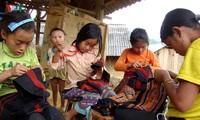 Summer break for children in northwest Vietnam