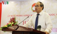 Vietnam Fatherland Front reforms its operation