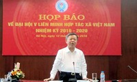 Vietnam Collectives Alliance holds its 5th national congress on July 17