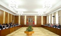 Vietnam, Mongolia hold talks