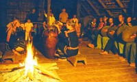 The fire culture of ethnic people