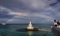 Sky gazing at Truong Sa archipelago