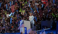 Democratic National Convention closes and Hilary Clinton makes history