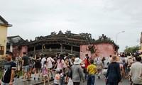 Workshop seeks ways to restore Japanese Bridge in Hoi An