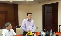 Deputy PM Vuong Dinh Hue suggests more incentive credits for cooperatives