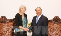 Vietnam values improving comprehensive partnership with Denmark