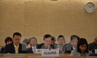Vietnam introduces its women empowerment achievements at UNHRC session