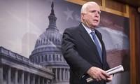 Senator John McCain withdraws support Donald Trump