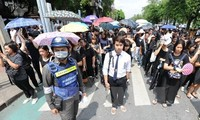 Thai Government calls for national unity