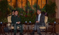 Boosting Vietnam, Singapore defense cooperation