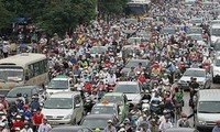 Digital map aims to ease traffic jams in Ho Chi Minh City