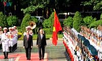 Landmarks in Vietnam-Myanmar relations