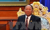 Cambodia, Vietnam treasure bilateral ties
