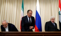 Russian FM says Marshall plan needed for Syria