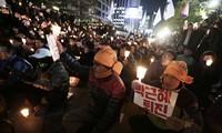 South Korea's political upheaval