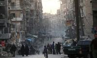 "Syrian army announces ""humanitarian pause"""