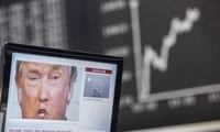 Stock market reacts to Donald Trump presidency