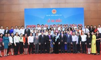 Group of young National Assembly deputies debut
