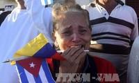 Cubans to bid farewell to leader Fidel Castro