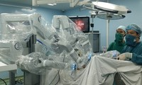 Robots help improve surgical quality for Vietnamese