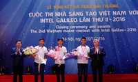 2nd awards ceremony honoring Vietnamese innovators