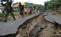 Earthquake hits Philippines