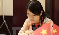 Vietnamese player stops in third round of world chess champs
