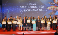 Honoring 100 exemplary brands in Ho Chi Minh City