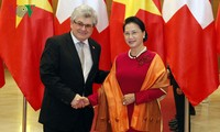 Vietnam and Switzerland cooperate to improve capacity and share experience in legislation.