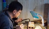 Artisan Quach Van Hieu preserves jewelry craft