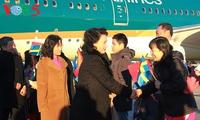 National Assembly leader Nguyen Thi Kim Ngan started European tour