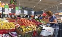 EU food penetrates new markets