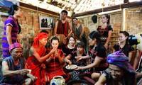 Unique wedding rituals of the Pa Ko