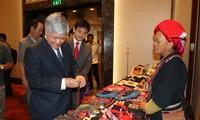 Helping ethnic people start business