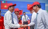 Vietnam-China Bac Luan II bridge inaugurated